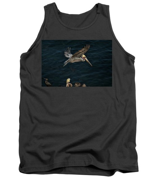 Fly-by Tank Top