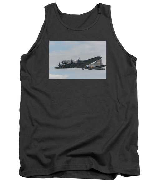 Flying Fortress Sally B Tank Top by Gary Eason