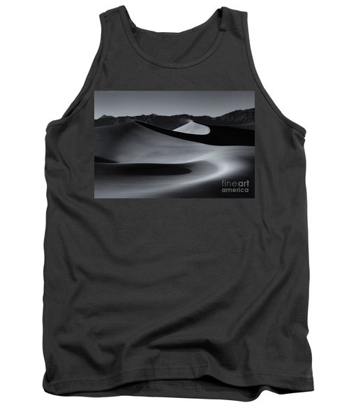 Follow The Curves Tank Top by Mike Dawson