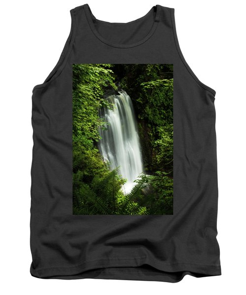 Forest Waterfall Tank Top