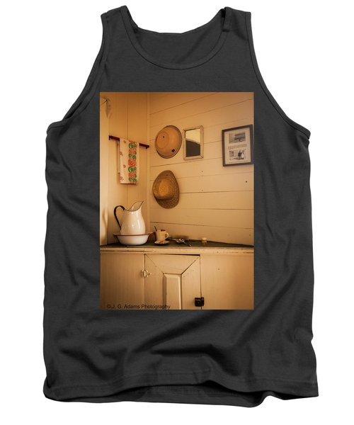 Fort Rock Museum Tank Top