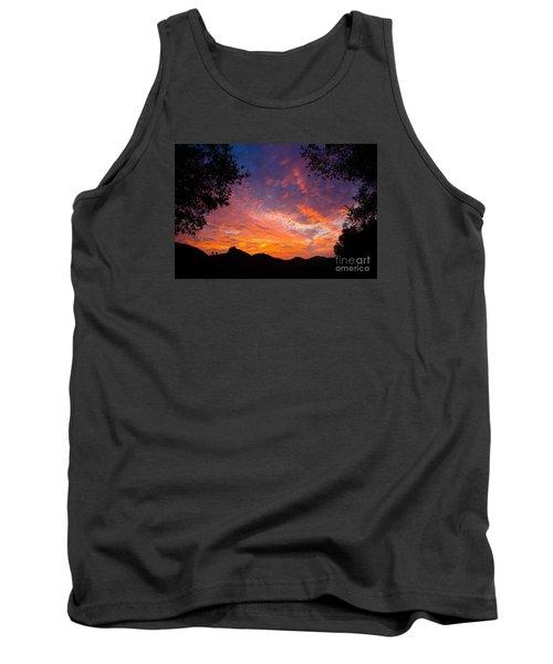 Framed Sunrise Tank Top