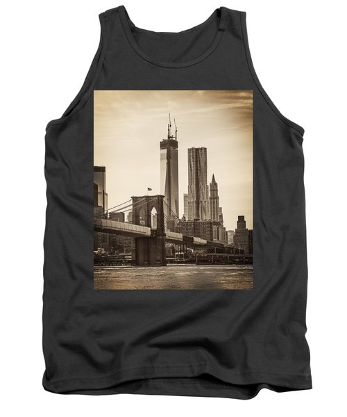 Freedom Tower Rising Tank Top