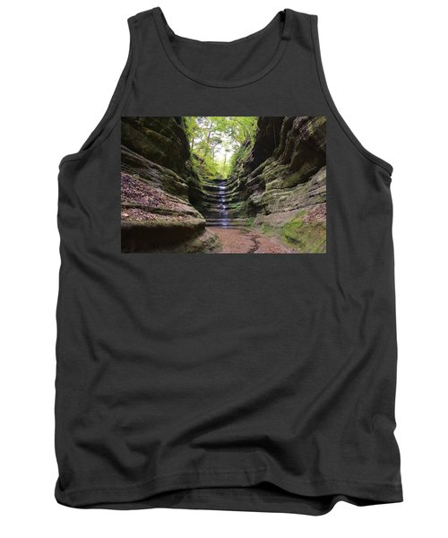 French Canyon Tank Top by Bruce Bley