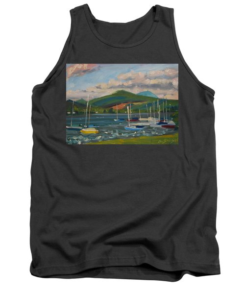 From The Blue Anchor Tank Top