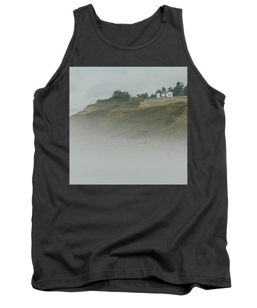 Ft. Casey Lighthouse Tank Top