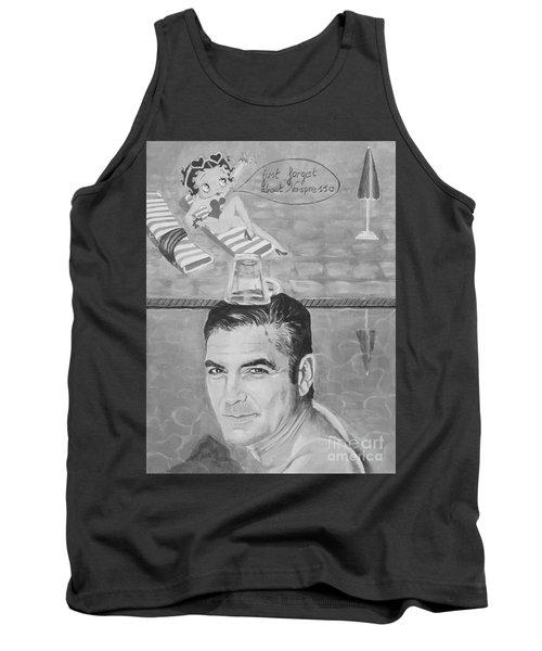 George Clooney Tank Top