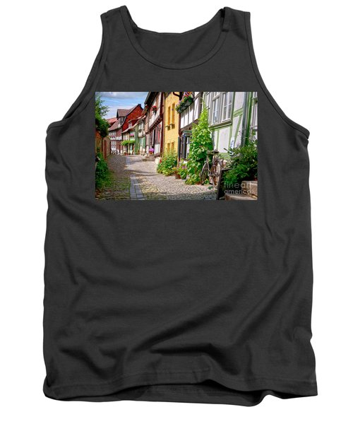 German Old Village Quedlinburg Tank Top
