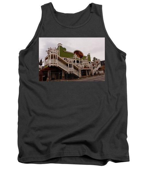 Ghostcasino Tank Top