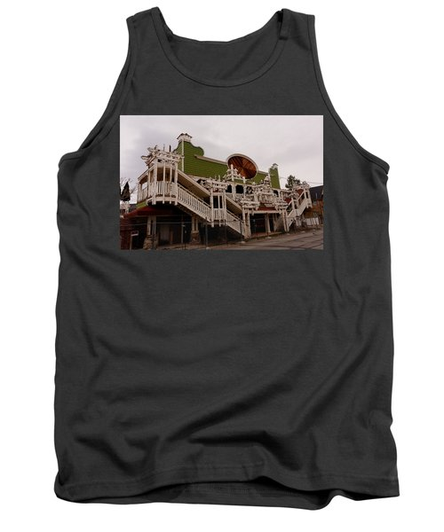 Ghostcasino Tank Top