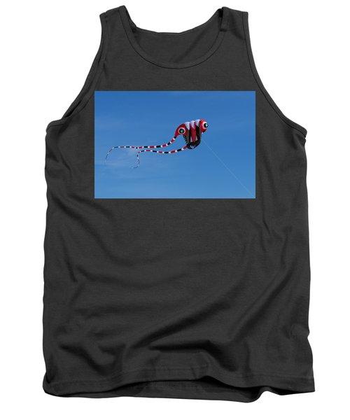 Go Fly A Kite Tank Top