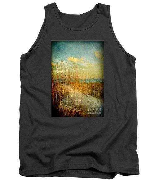 Golden Dune Tank Top