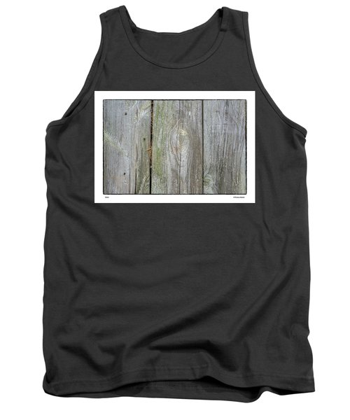 Tank Top featuring the photograph Grain by R Thomas Berner