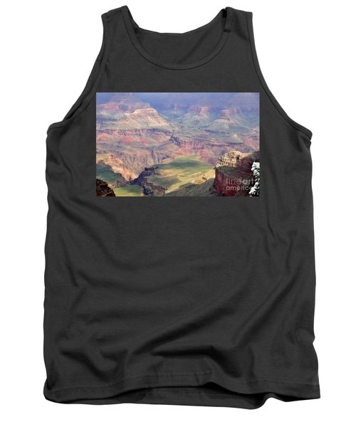 Tank Top featuring the photograph Grand Canyon 2 by Debby Pueschel