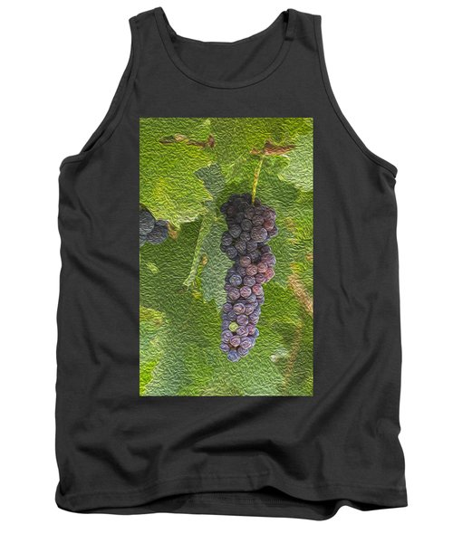 Grape Fruit Tank Top