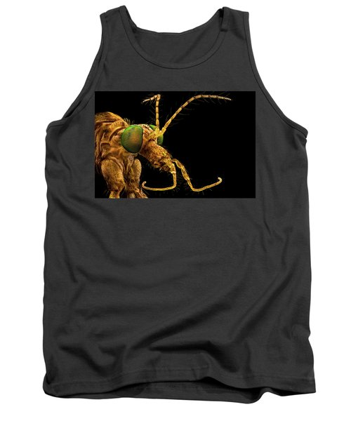 Green Eyed Crane Fly Tank Top