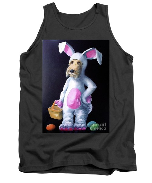 Gunther's Easter Parade Tank Top by Diane Daigle