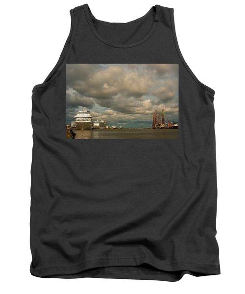 Harbor Storm Tank Top