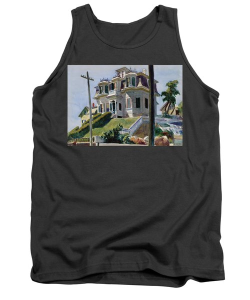 Haskell's House Tank Top