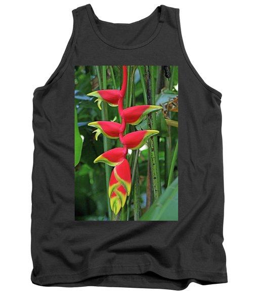 Hawaii Flora Tank Top