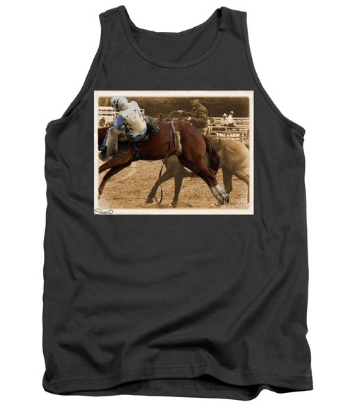 Helluva Rodeo-the Ride 6 Tank Top