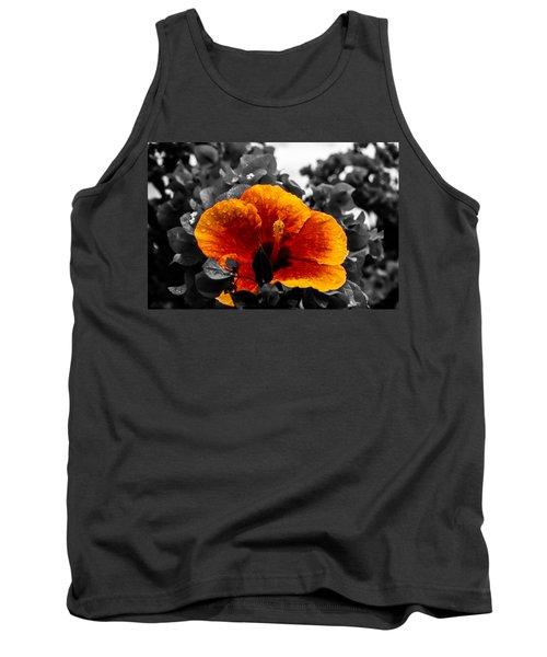 Hibiscus Beauty Tank Top