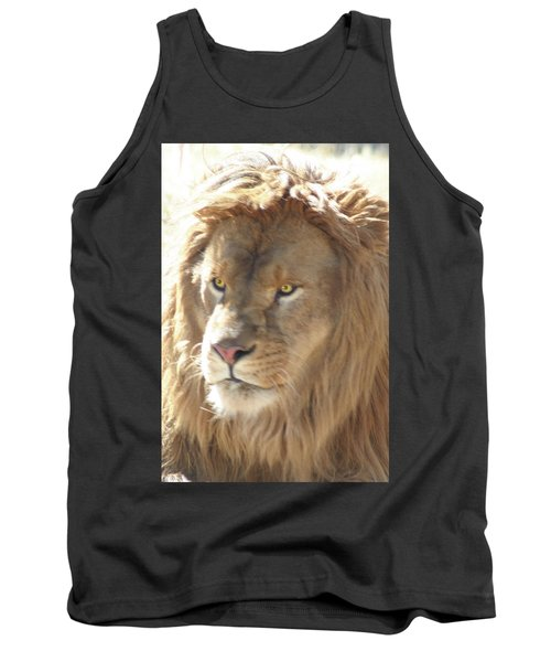 I Am .. The Lion Tank Top