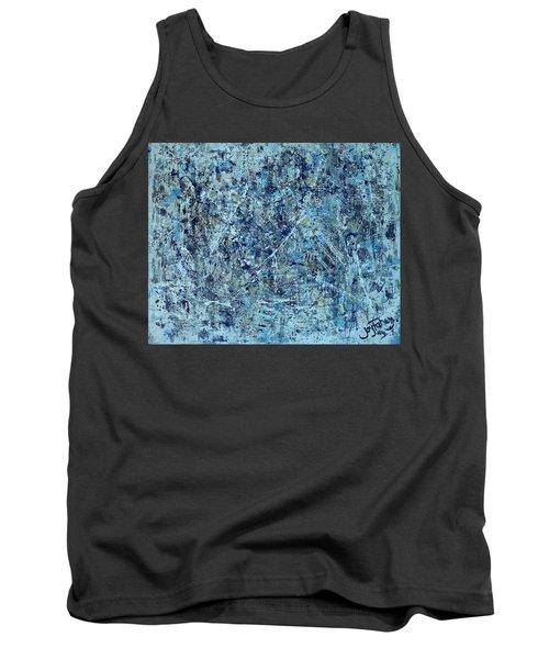 I Love Pollock Tank Top