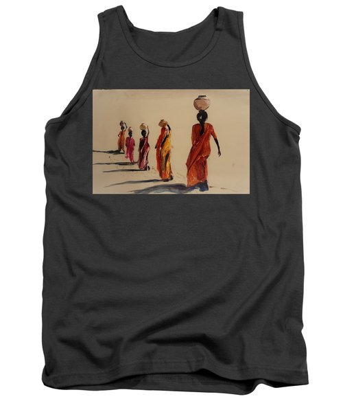 In Search Of Water. Tank Top