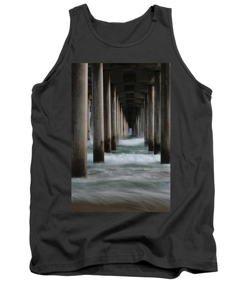 Tank Top featuring the photograph Infinity by Edgars Erglis