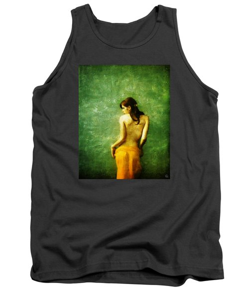 Just A Back Tank Top