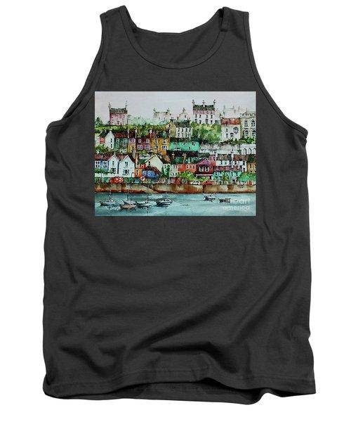 Kinsale Harbour. Wesr Cork, Tank Top