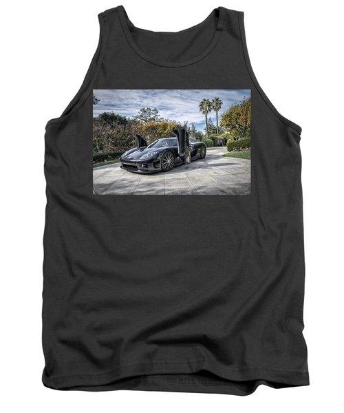 Koenigsegg Ccx Tank Top