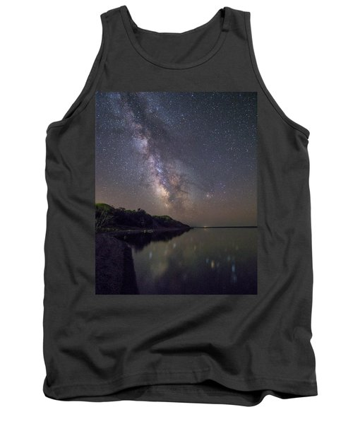 Tank Top featuring the photograph Lake Oahe  by Aaron J Groen
