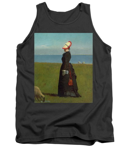 Lambs Nantucket Tank Top