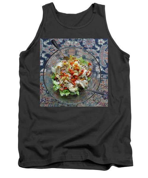 Lets Do Lunch Tank Top