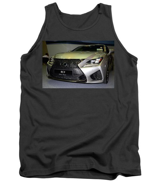 Lexus Rcf Tank Top