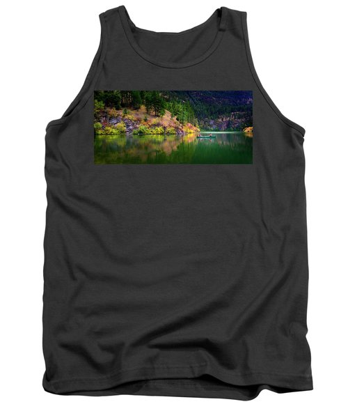 Tank Top featuring the photograph Life Is But A Dream by John Poon