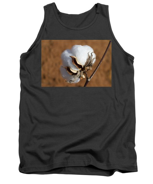 Limestone County Cotton Boll Tank Top