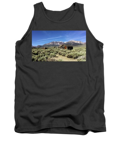Little House Tank Top