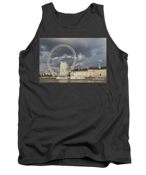 London Eye Tank Top