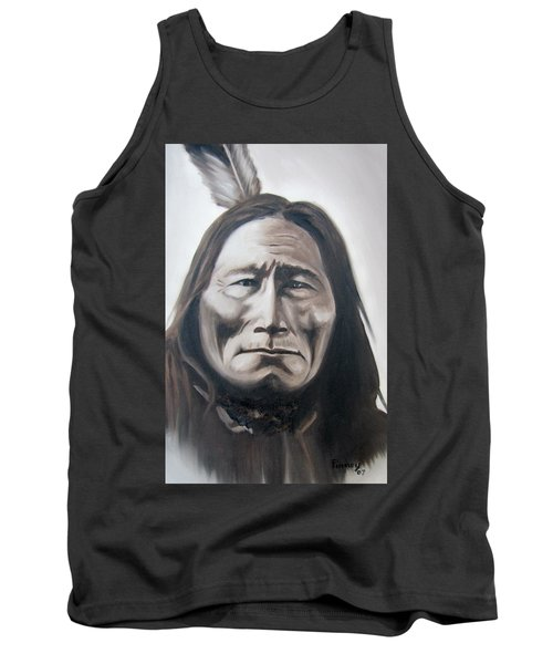 Long Bear Tank Top