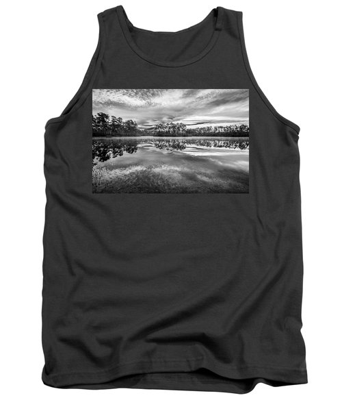 Long Pine Bw Tank Top by Jon Glaser