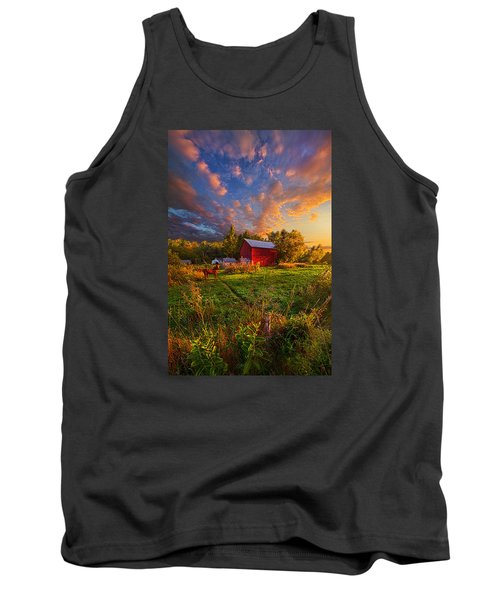 Love's Pure Light Tank Top by Phil Koch