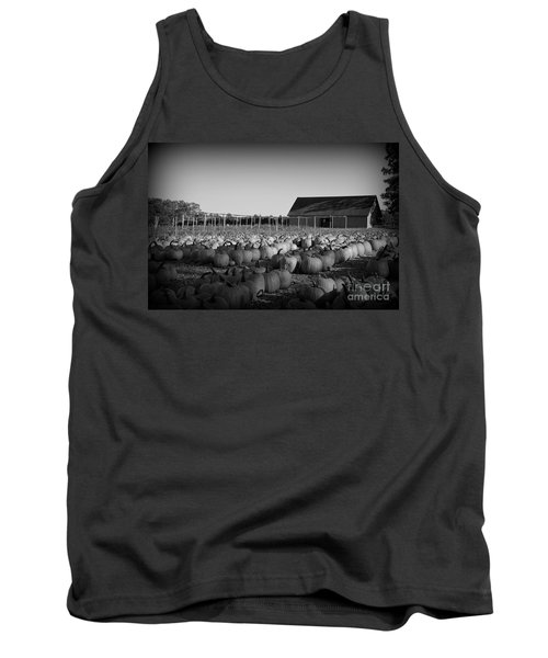 Make Way For Pumpkins Tank Top