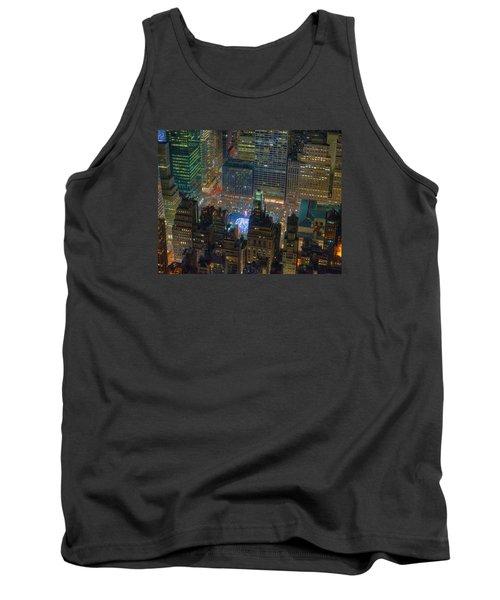 Manhattan Skyline 274 Tank Top