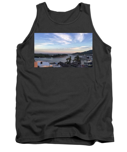 Tank Top featuring the photograph Mexico Memories by Victor K