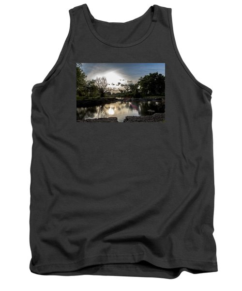 Midwest Sunset Tank Top