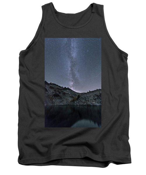 Milky Way At The Enchantments Tank Top