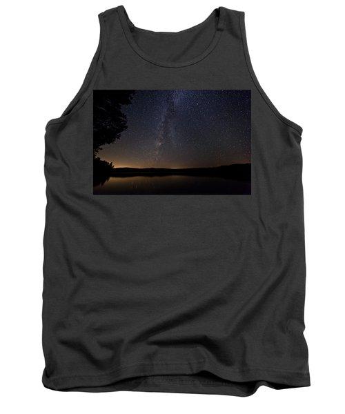 Milky Way Chocorua Lake Tank Top